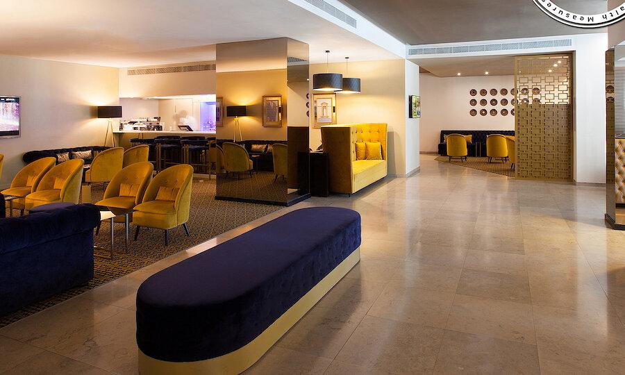 Flugreise - Portugal-Rundreise – Hotel Lutecia - Lobby