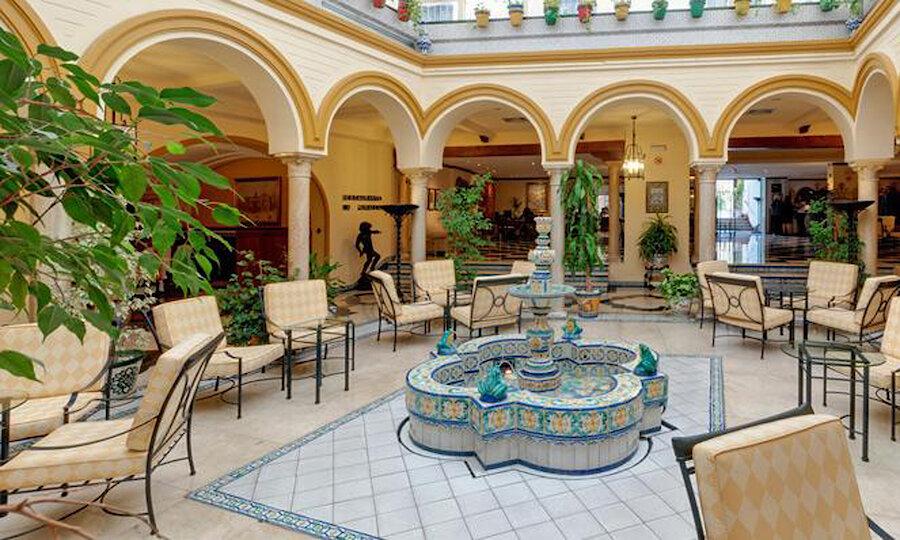 Flugreise - Andalusien-Rundreise – Lobby