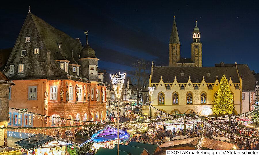 Advent im Harz – Goslar Weihnachtsmarkt