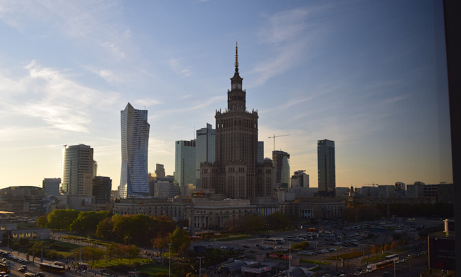 Entdeckungsreise Polen – Warschau