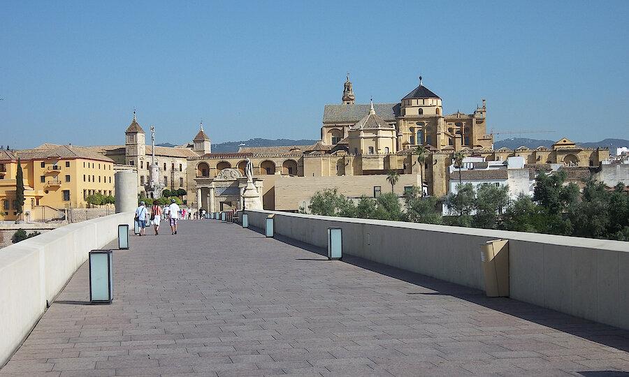 Flugreise - Andalusien-Rundreise – Cordoba Stadtansicht