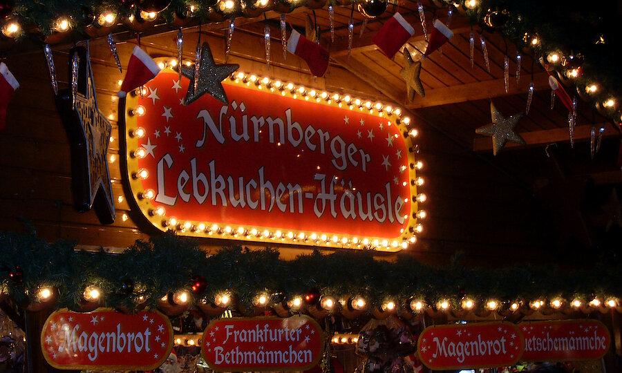 Silvester an der Romantischen Straße – Romantische Straße Christkindlesmarkt Bude