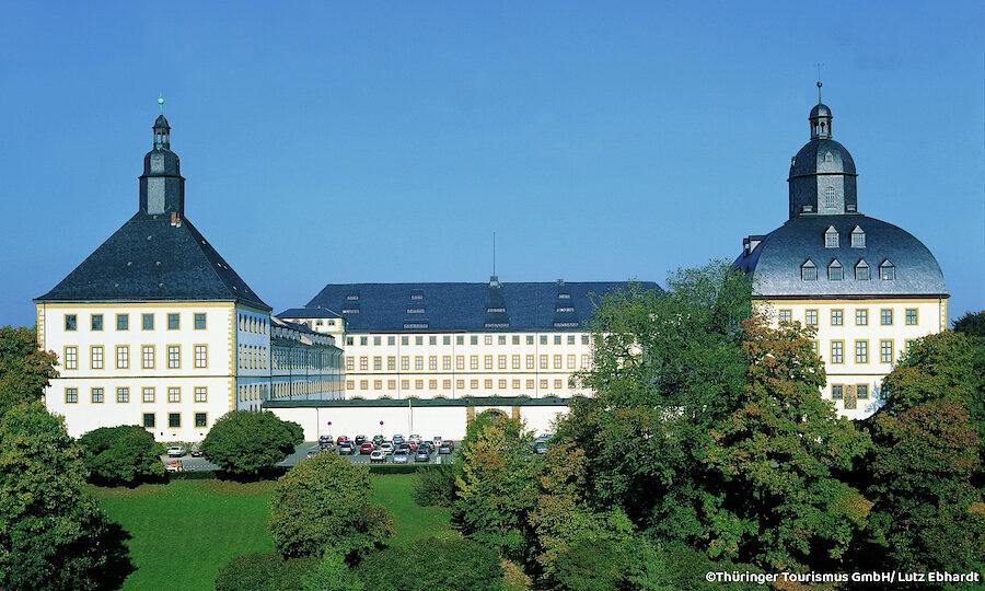 Silvester in Erfurt – Gotha Schloss Friedenstein