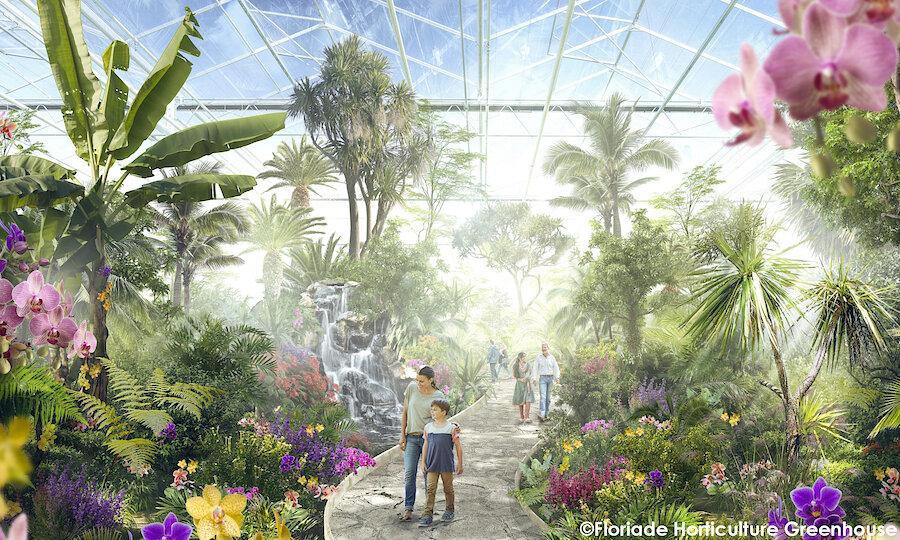 Floriade Expo 2022 – Floriade Greenhouse