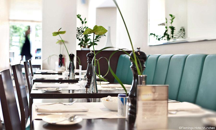 Städtereise München – Flemings Hotel München Restaurant