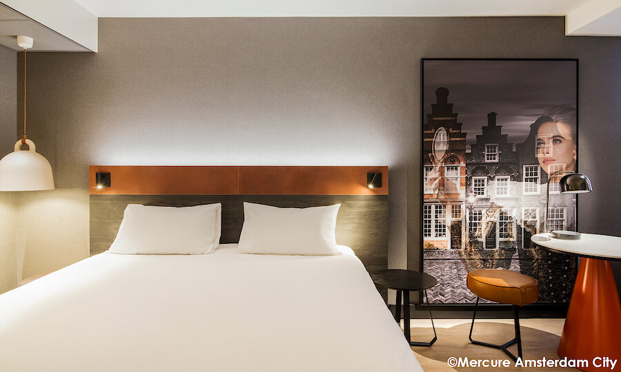 Floriade Expo 2022 – Mercure Hotel Amsterdam City Double-Room 2