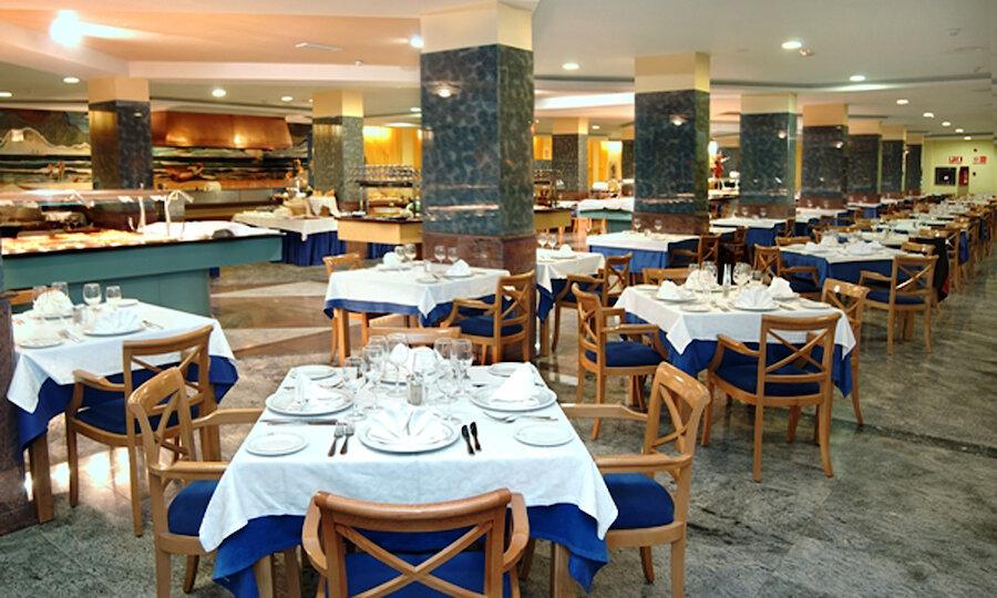 Flugreise - Andalusien-Rundreise – Restaurant