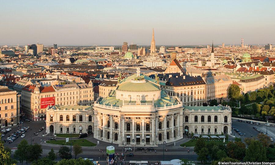 Städtereise Wien – Wien Burgtheater