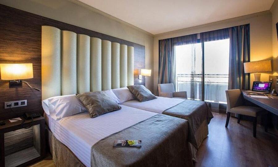 Flugreise - Andalusien-Rundreise – Luna de Granada - Hotelzimmer