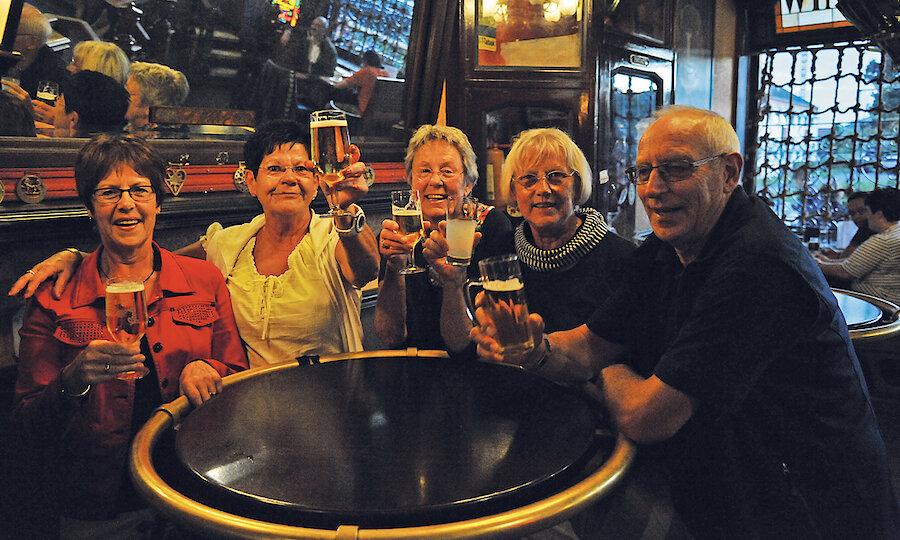 Weihnachten in Ostfriesland – Dorf Wangerland Bar
