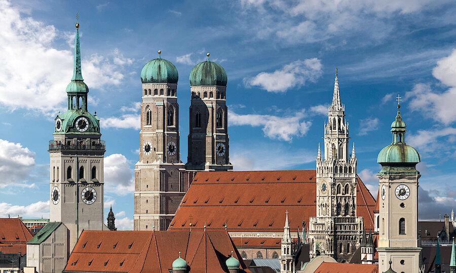 Münchner Türme ©Jörg Lutz
