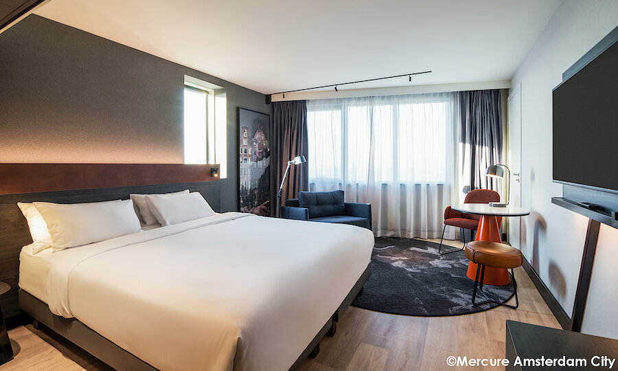 Floriade Expo 2022 – Mercure Hotel Amsterdam City Double-Room 3