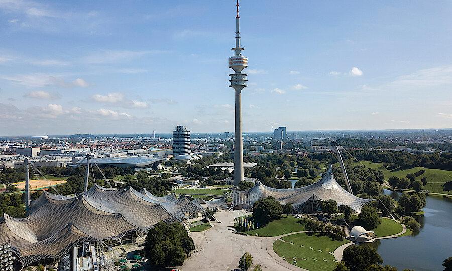 Städtereise München – Olympiagelaende ©Jan Saurer