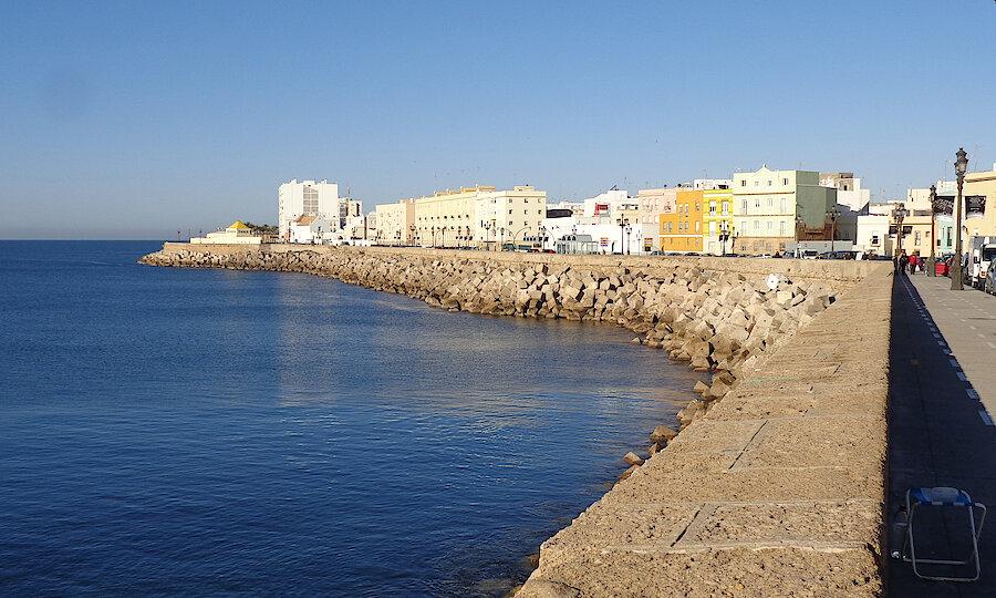 Flugreise - Andalusien-Rundreise – Cádiz am Meer