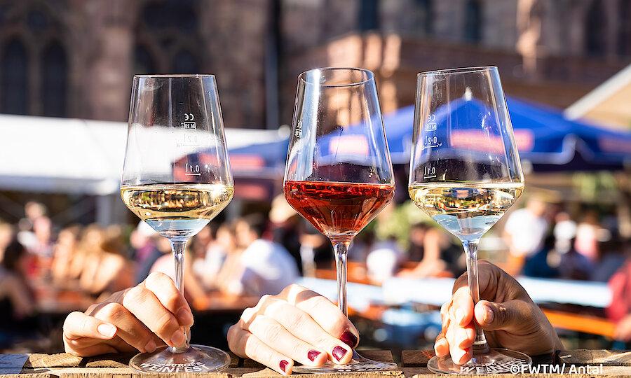 Schwarzwald & badischer Wein – Freiburg Weinfest