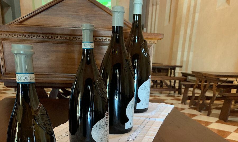 Lugana Weinreise Gardasee – Ca dei Frati Lugana