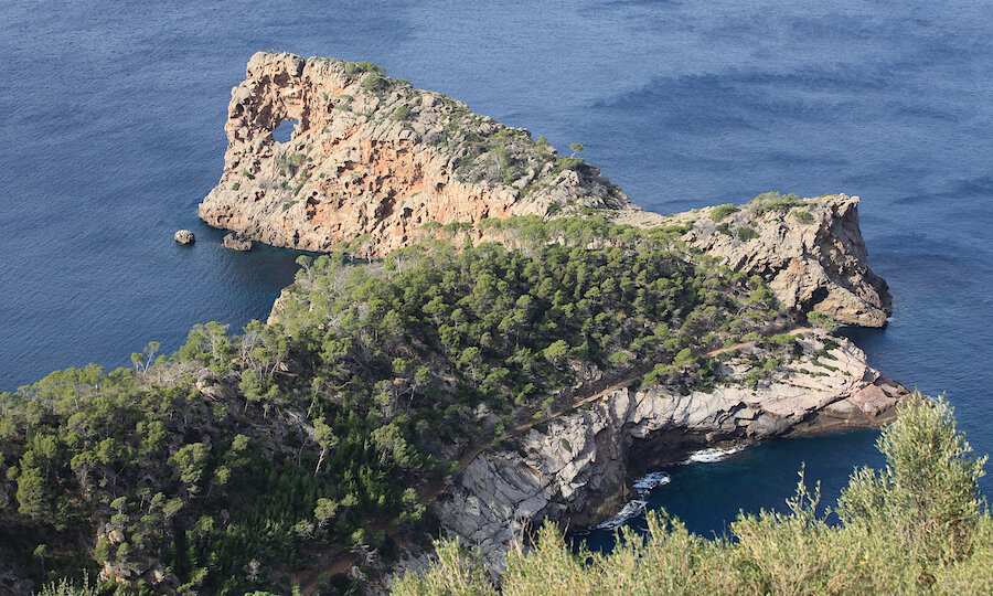 Flugreise - Mallorca zur Mandelblüte – Na Foradada