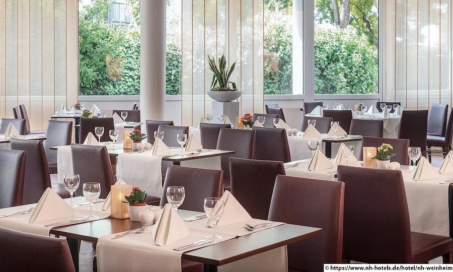 Advent im Odenwald – NH Weinheim Restaurant