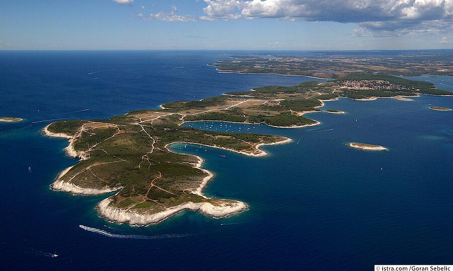 Urlaubsreise Kroatien – Kroatien Kap Kamenjak