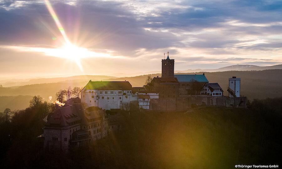 Städtereise Dresden – Eisenach Wartburg