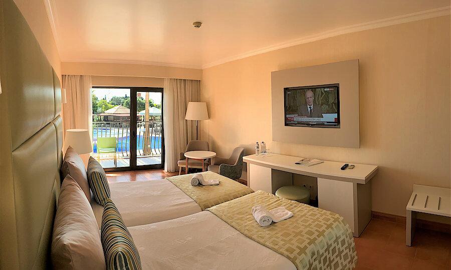 Flugreise - Portugal-Rundreise – Hotel Baia Grande Doppelzimmer