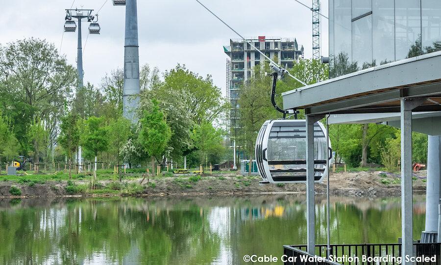 Floriade Expo 2022 – Floriade Gondelbahn