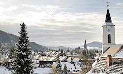 Silvester in Freiburg