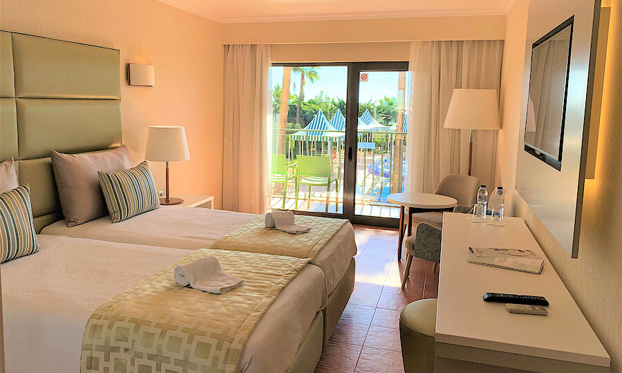 Flugreise - Portugal-Rundreise – Hotel Baia Grande Doppelzimmer 2