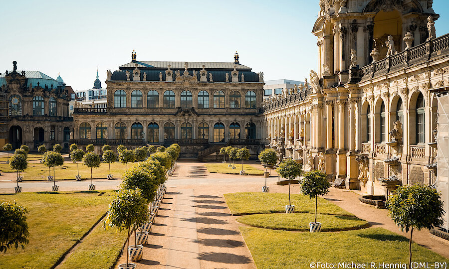 Städtereise Dresden – Dresden Zwinger