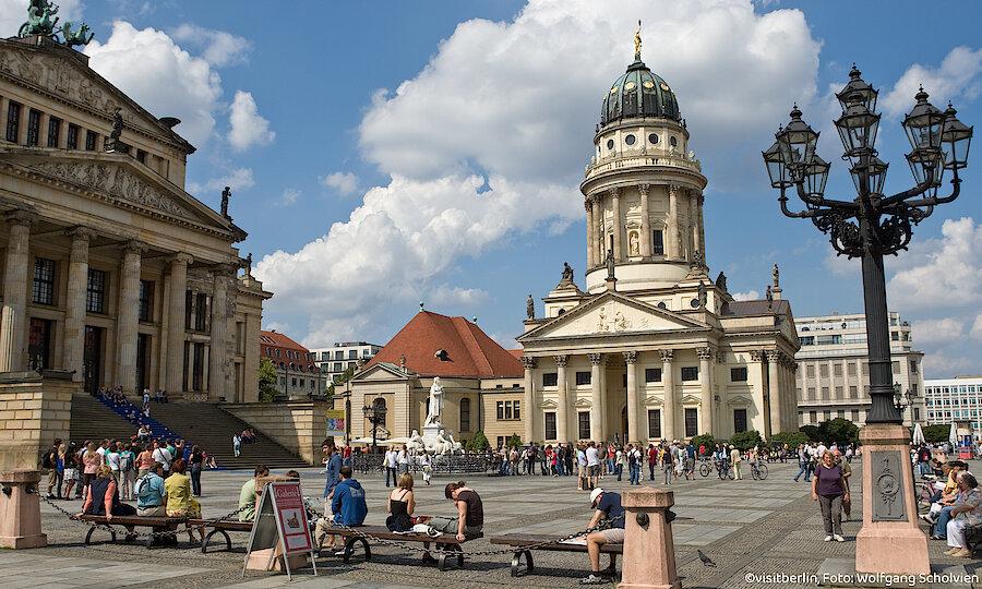 Städtereise Berlin – Berlin Gendarmenmarkt