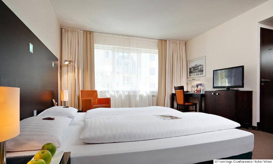 Advent mit den Wiener Sängerknaben – Flemings Conference Hotel Wien Zimmer