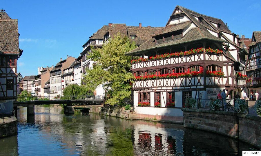 Strasbourg & die Weinstraße – Maison des Tanneurs Strasbourg