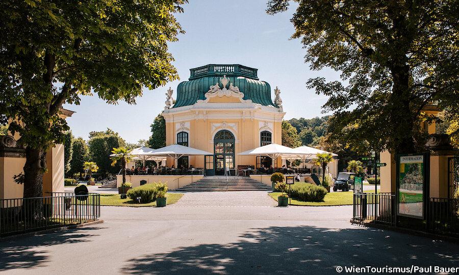 Städtereise Wien – Wien Kaiserpavillon