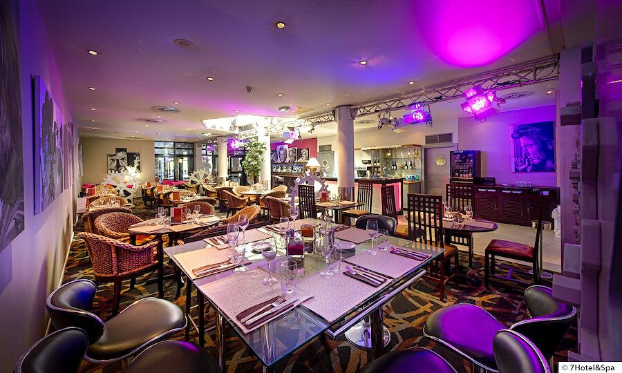 Strasbourg & die Weinstraße – 7 Hotel & Spa Illkirch Restaurant