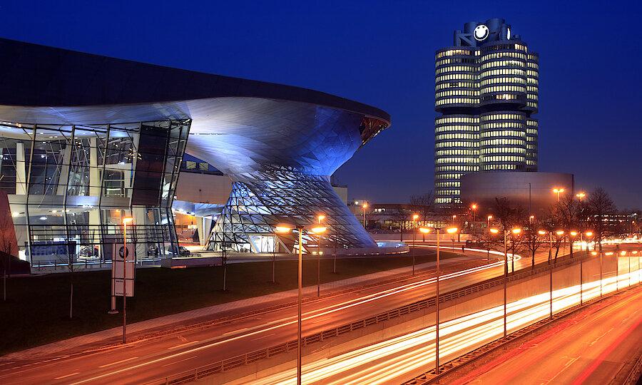 Städtereise München – BMW Welt ©B. Roemmelt