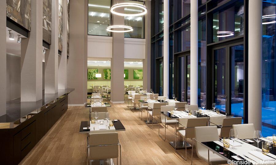 Städtereise Dresden – Innside by Melia Dresden Restaurant