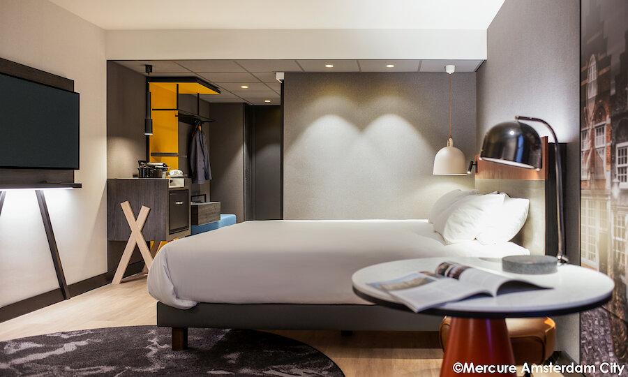 Floriade Expo 2022 – Mercure Hotel Amsterdam City Double-Room