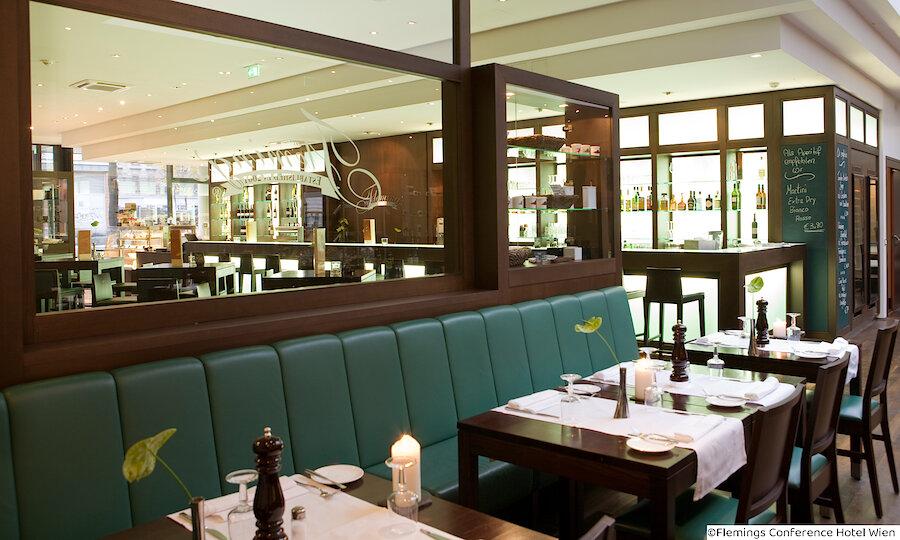 Advent mit den Wiener Sängerknaben – Flemings Conference Hotel Wien Restaurant