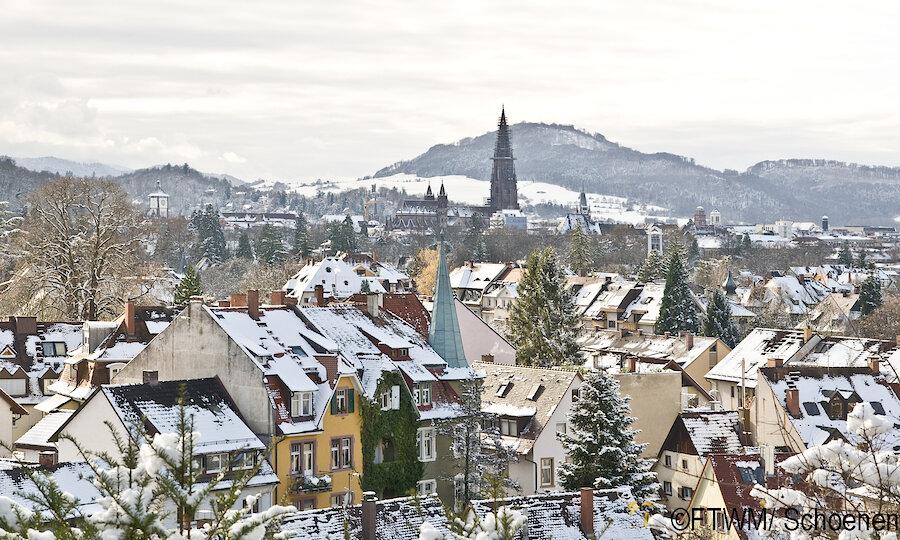 Silvester in Freiburg – Freiburg Überblick
