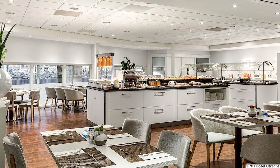 Floriade Expo 2022 – NH Hotel Utrecht Restaurant