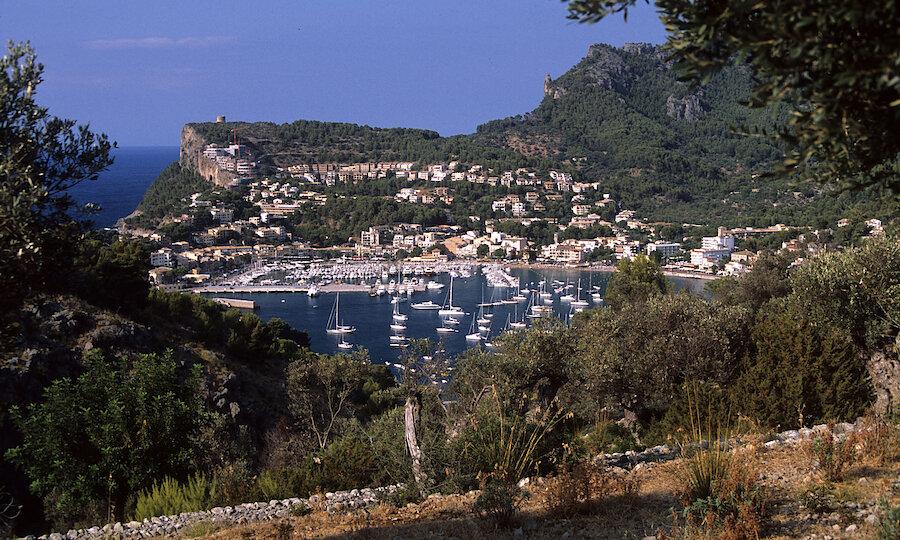 Flugreise - Mallorca zur Mandelblüte – Port de Sóller 2
