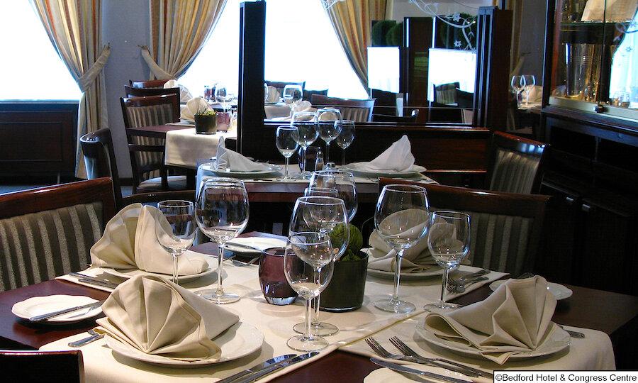 Städtereise Brüssel – Hotel Bedford Restaurant
