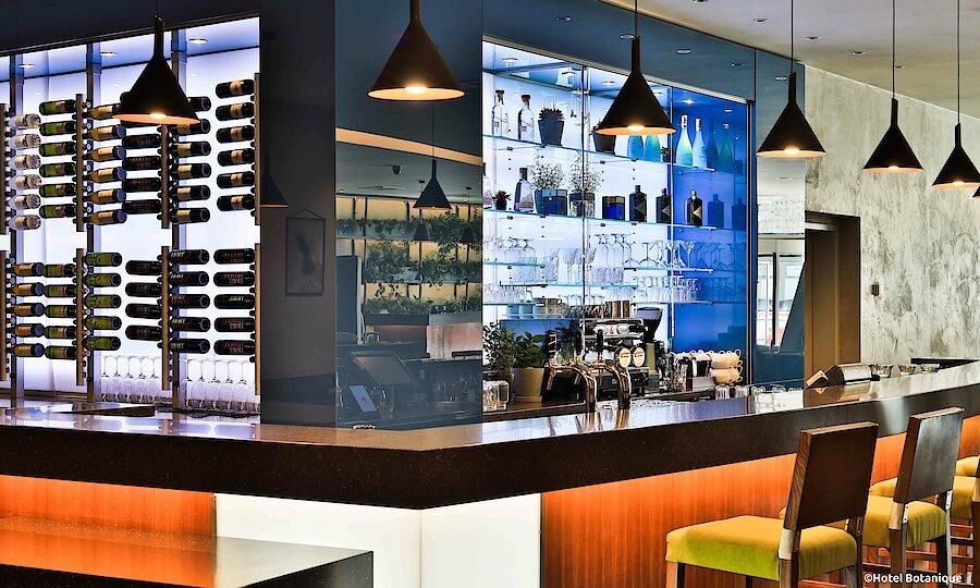 Feiertage in Prag – Hotel Botanique Bar