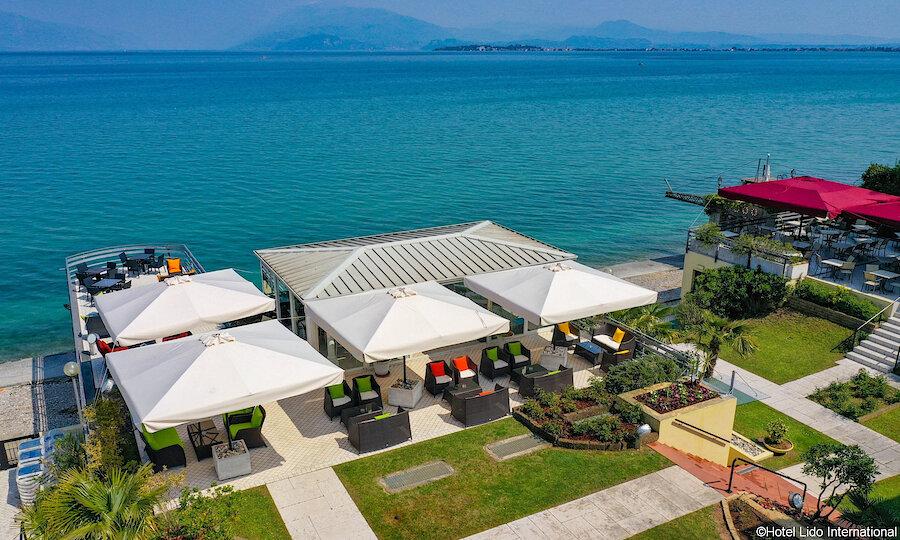 Lugana Weinreise Gardasee – Hotel Lido International Hotel Strand