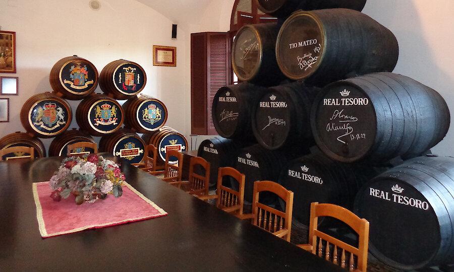 Flugreise - Andalusien-Rundreise – Jerez Weinstube