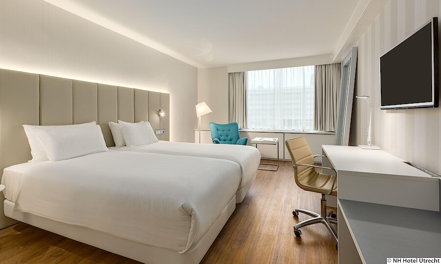 Floriade Expo 2022 – NH Hotel Utrecht Zimmer