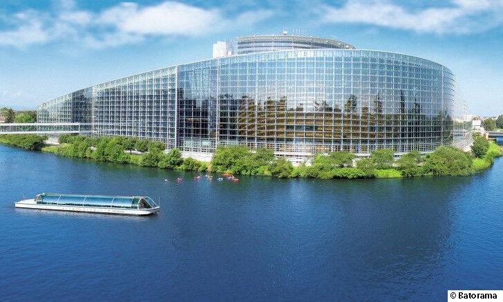 Strasbourg & die Weinstraße – Europäisches Parlament Strasbourg