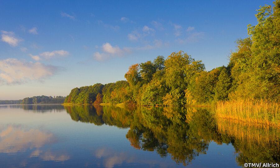 Schwerin & das Land der tausend Seen – Mecklenburgische Seenplatte Müritz