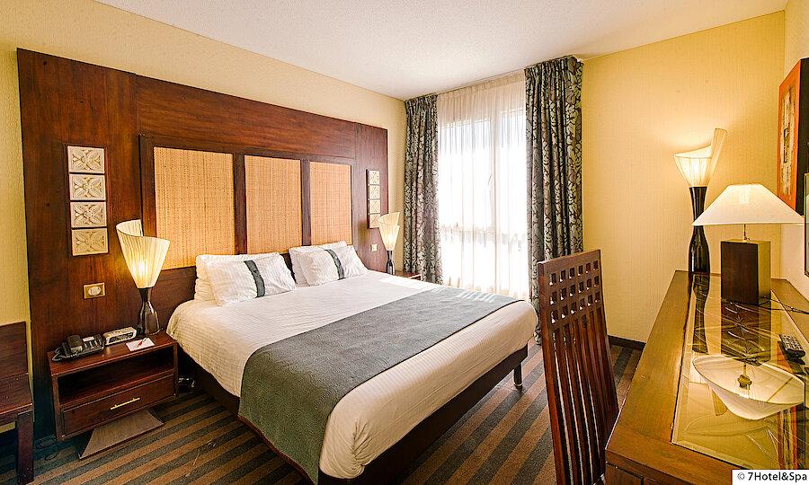 Strasbourg & die Weinstraße – 7 Hotel & Spa Illkirch Zimmer