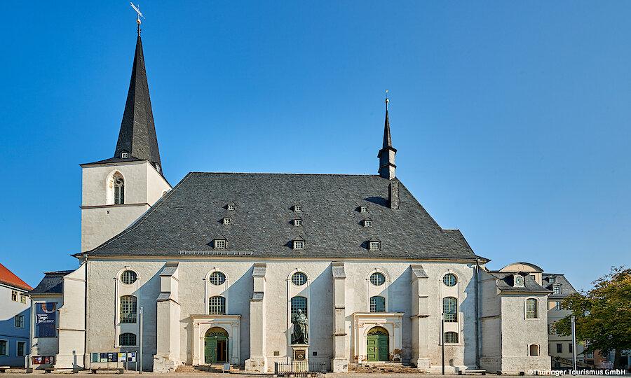 Bundesgartenschau 2021 – Weimar Stadtkirche